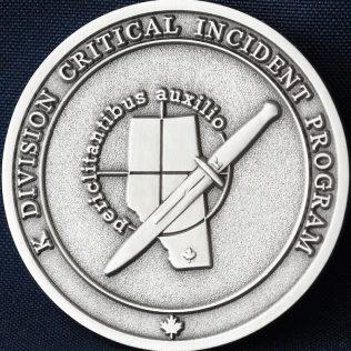 RCMP K Division Critical Incident Program