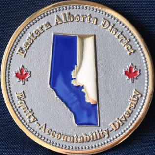RCMP K Division Eastern Alberta District
