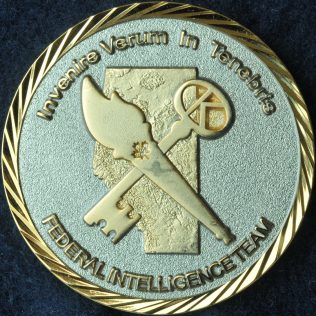 RCMP K Division Federal Intelligence Team Gold