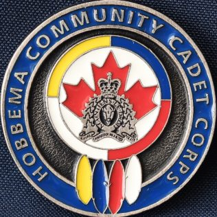 RCMP K Division Hobbema Community Cadet Corps 2005