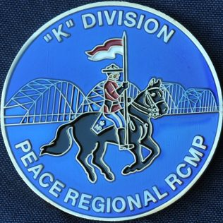 RCMP K Division Peace Regional
