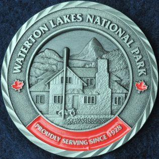 RCMP K Division Waterton Lakes National Park