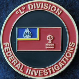 RCMP L Division Federal Investigations