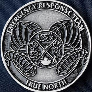 RCMP M Division Emergency Response Team (ERT)