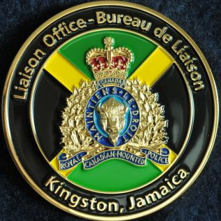 RCMP NHQ Liaison Office - Kingston, Jamaica