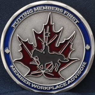 RCMP NHQ Member Workplace Advisor