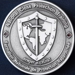 RCMP NHQ National Close Protection Training
