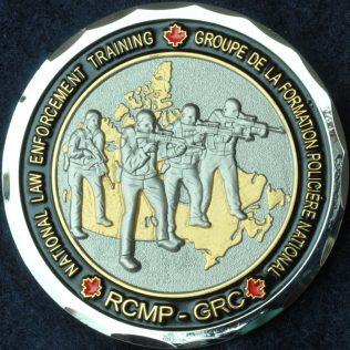 RCMP NHQ National Law Enforcement Training