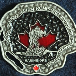 RCMP NHQ National Tactical Training Centre - Marine Operation ERT