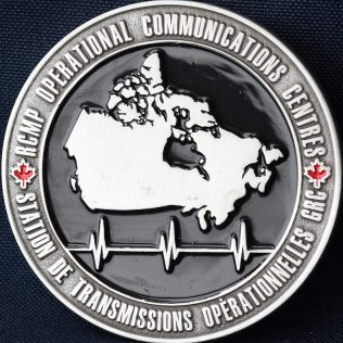 RCMP NHQ Operational Communications Centres