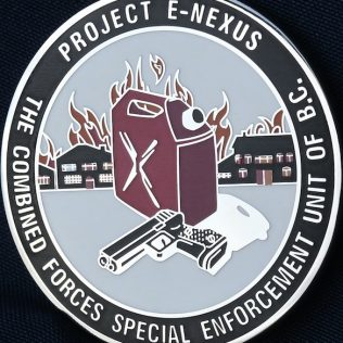 British Columbia Combined Forces Special Enforcement Unit Project E-Nexus