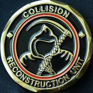 Calgary Police Service Collision Reconstruction Unit