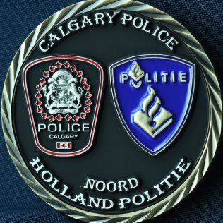 Calgary Police Service and Holland Politie
