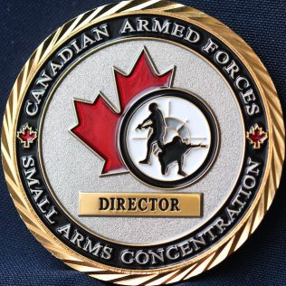 Canadian Armed Forces Small Arms Concentration Director
