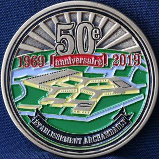 Correctional Service Canada Etablissement Archambault 50th Anniversary