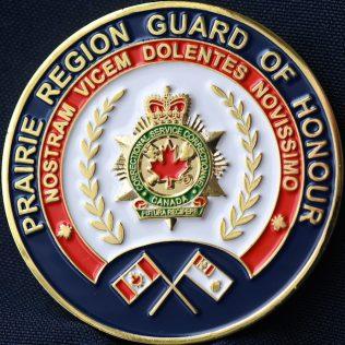 Correctional Service Canada Prairie Region Guard of Honour