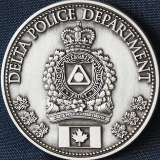 Delta Police Department - New