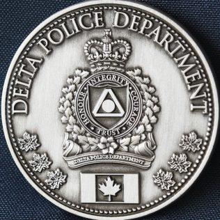 Delta Police Department - New