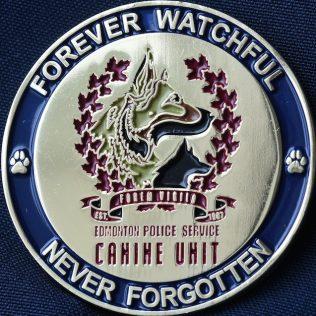Edmonton Police Service Canine Unit