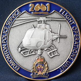 Edmonton Police Service Flight Operations Unit