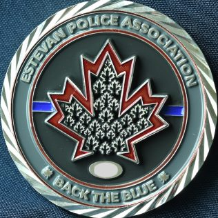 Estevan Police Service Association 50th Anniversary