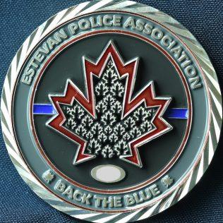 Estevan Police Service Association 50th Anniversary