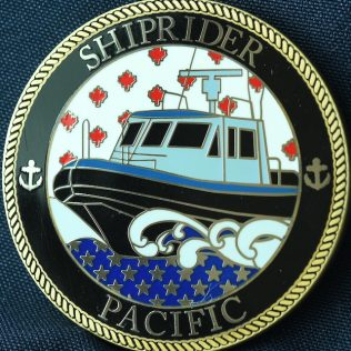 Integrated Border Enforcement Team - Shiprider Pacific