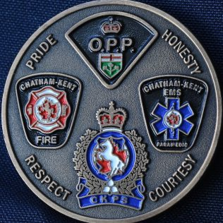 Ontario Provincial Police OPP Chatham-Kent