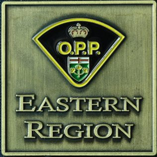 Ontario Provincial Police OPP Eastern Region