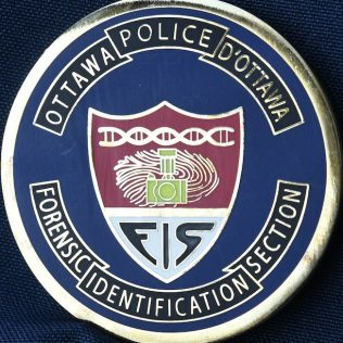 Ottawa Police Service Forensic Identification Section (FIS)