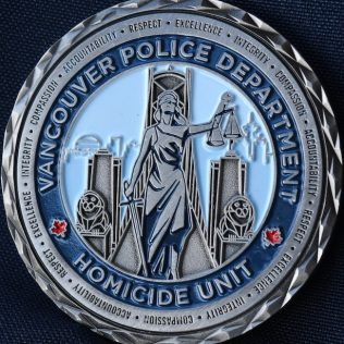 Vancouver Police Department Homicide Unit Official version