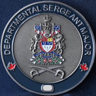 Vancouver Police Department Sergeant Major