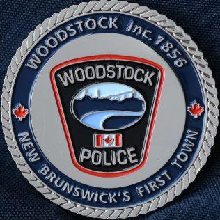 Woodstock Police Force New Brunswick
