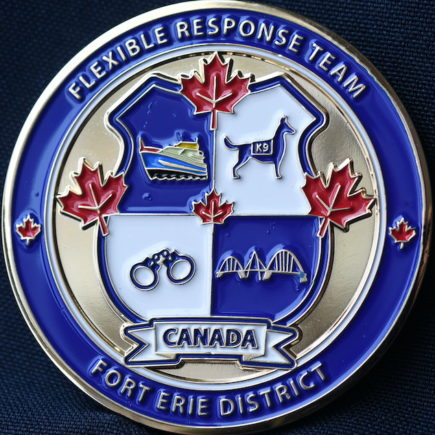 Canada Border Services Agency CBSA Flexible Response Team Fort Erie District