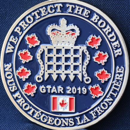 Canada Border Services Agency CBSA GTAR 2019
