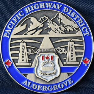 Canada Border Services Agency CBSA Pacific Highway District Aldergrove