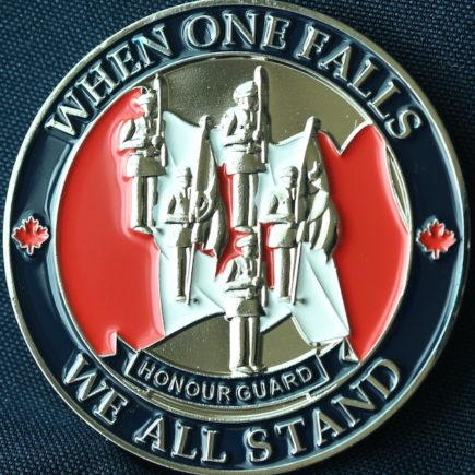 Canada Border Services Agency CBSA Port Erie Niagara Honour Guard
