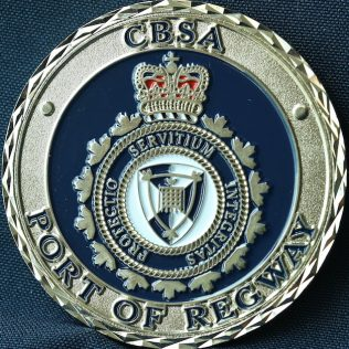 Canada Border Services Agency CBSA Port of Regway