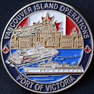 Canada Border Services Agency CBSA Vancouver Island Operations Port of Victoria