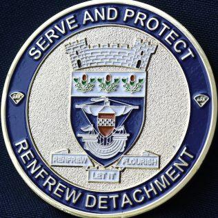 Ontario Provincial Police OPP Renfrew Detachment