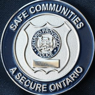 Ontario Provincial Police Safe Communities A Secure Ontario