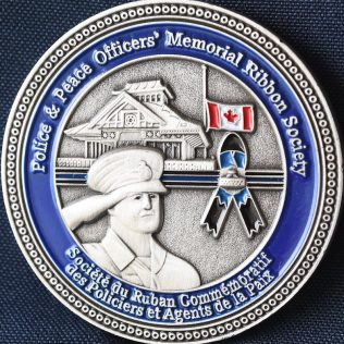 Police and Peace Officers Memorial Ribbon Society