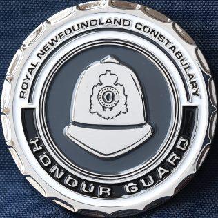Royal Newfoundland Constabulary Honour Guard