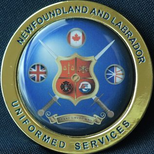 Royal Newfoundland Constabulary Uniformed Services