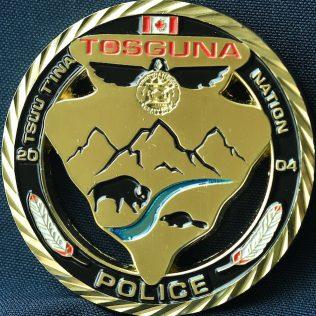 Tosguna Police