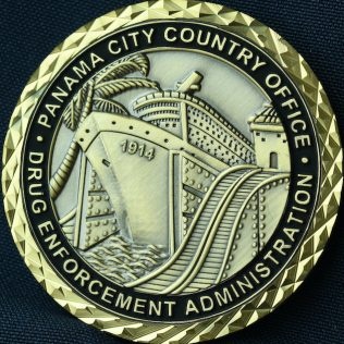US Drug Enforcement Agency Panama City Country Office