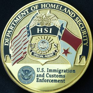 US Homeland Security Investigations Panama