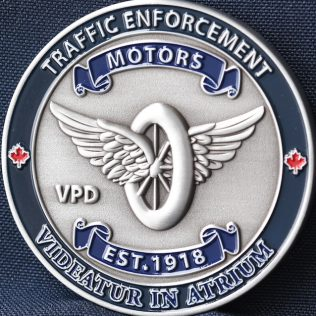 Vancouver Police Department Traffic Enforcement