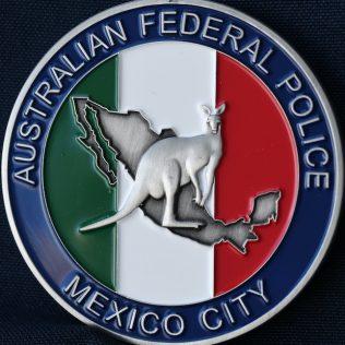 Australian Federal Police Mexico City Liaison Office