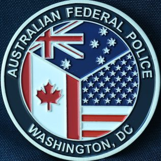 Australian Federal Police - Washington DC
